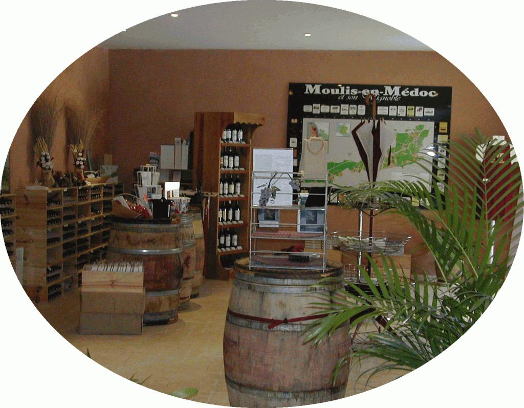 aoc moulis la maison du vin